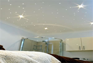 Optical fiber starry ceiling bclight starry ceiling kit application starry ceiling kit mozeypictures Image collections