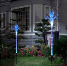 Optical fiber Gradon decoration