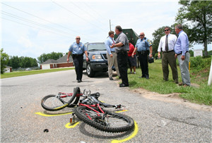 Bicycle Safety bike accident