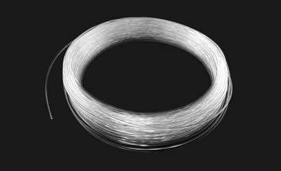 End Emitting Optical fiber