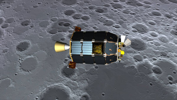 New NASA spacecraft to investigate moon mystery