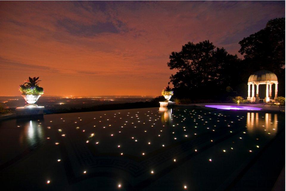 Fiber Optic Swimming Pool Star Lights