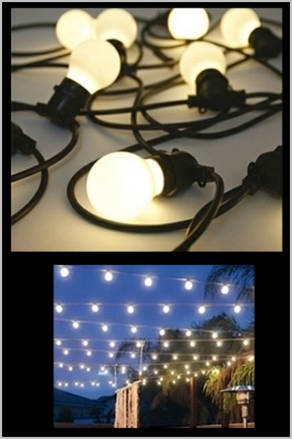 Bella Vista Festoon Lighting Seletti Ideas