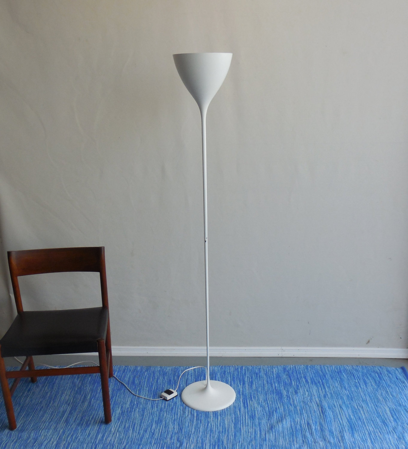 George Kovacs Floor Lamp Vintage Track Lighting Parts Torchiere Lamps