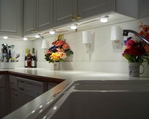 Adding Under Cabinet Lighting Design Ideas How Install Kitchen V