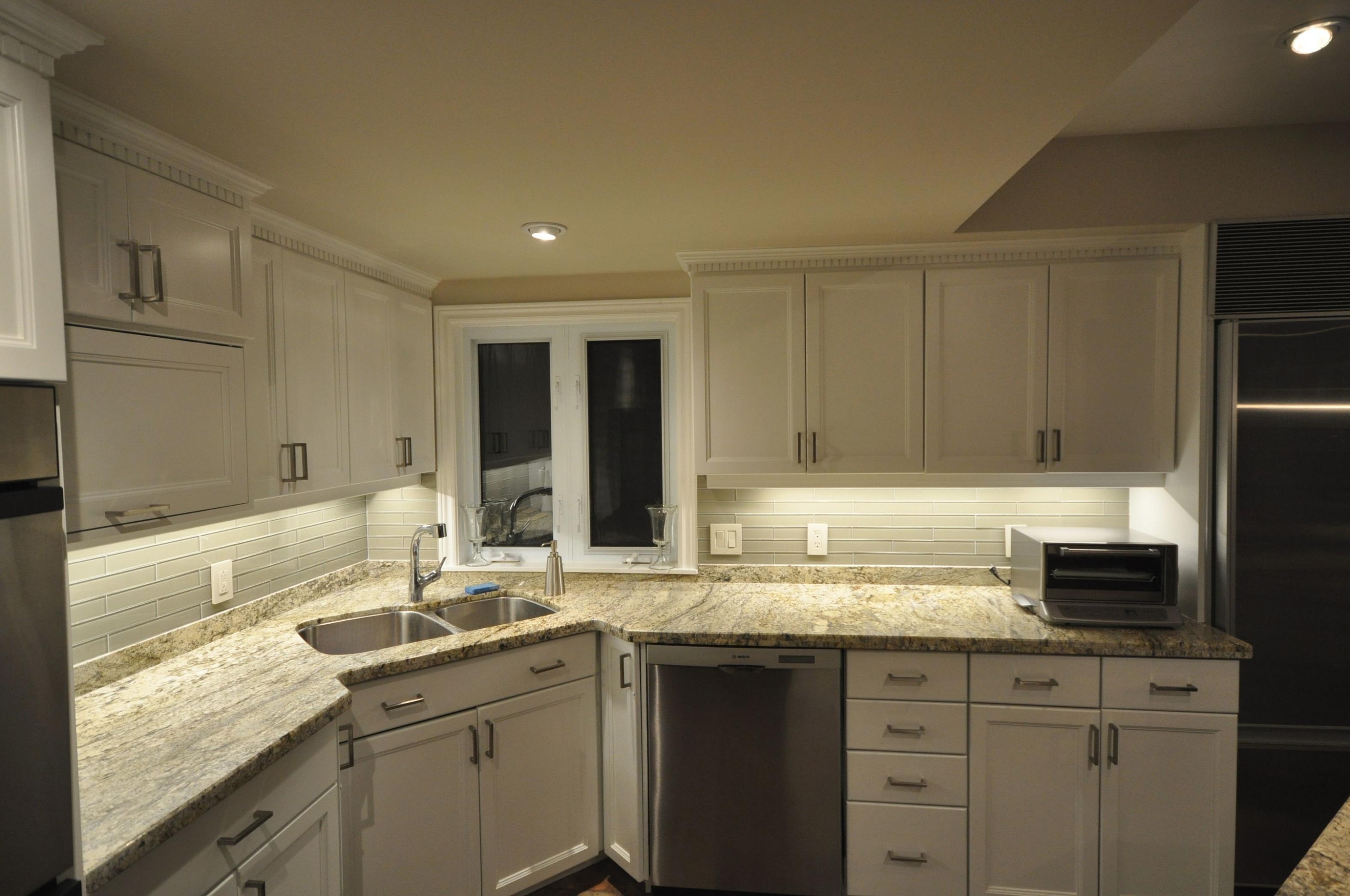 Best Led Light For Under Kitchen Cabinet Your Residence Inspiration Rab Design S Strip Lights