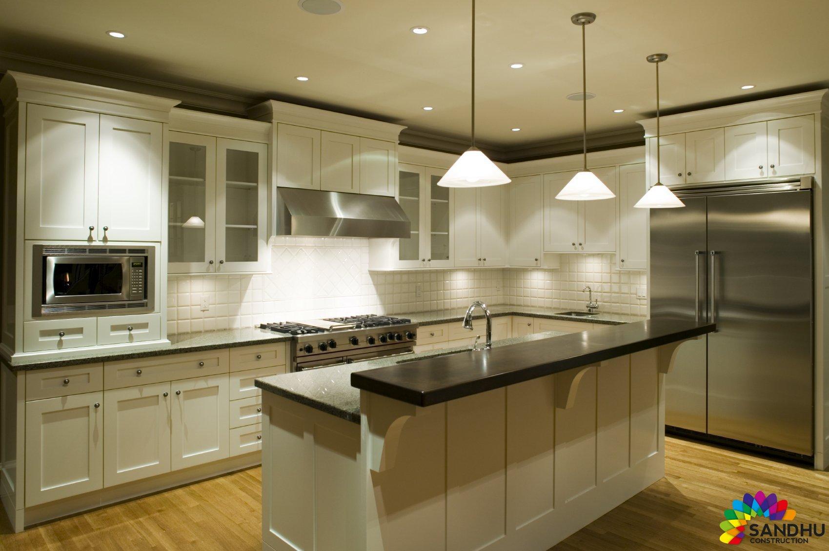 Kitchen Pot Lights