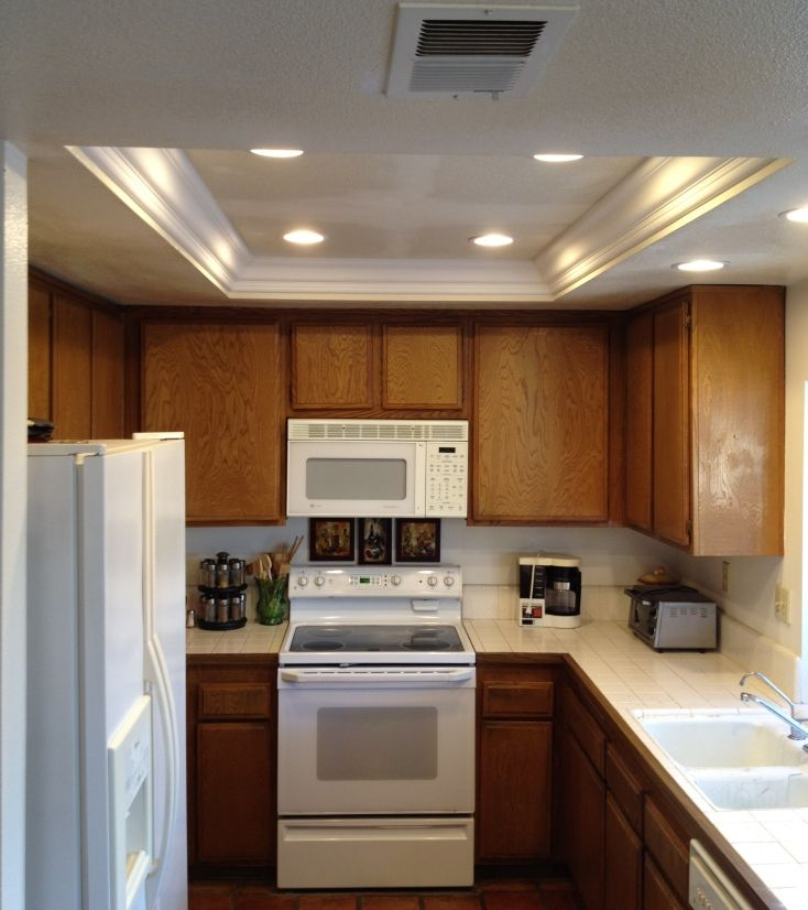 Best Recessed Lighting For Kitchen