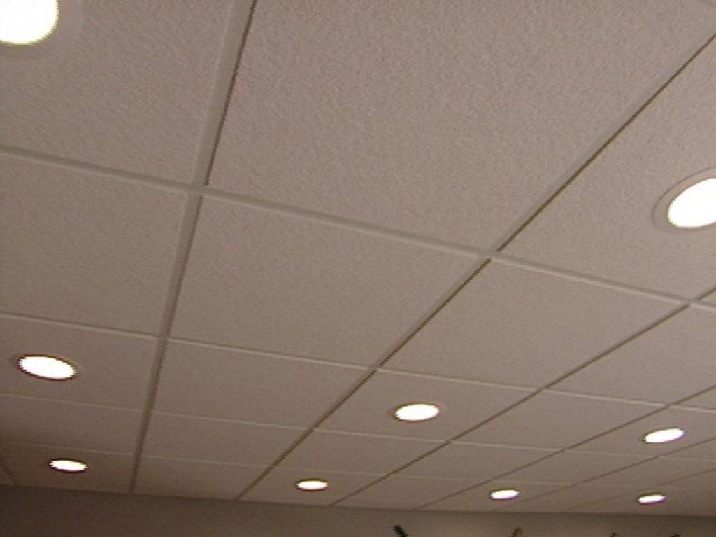 Recessed Lighting In Drop Ceiling