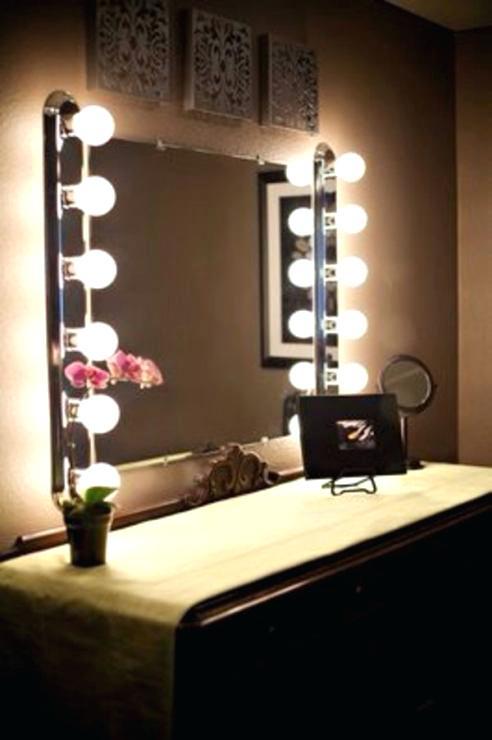Vanity Mirror Lights Ideas