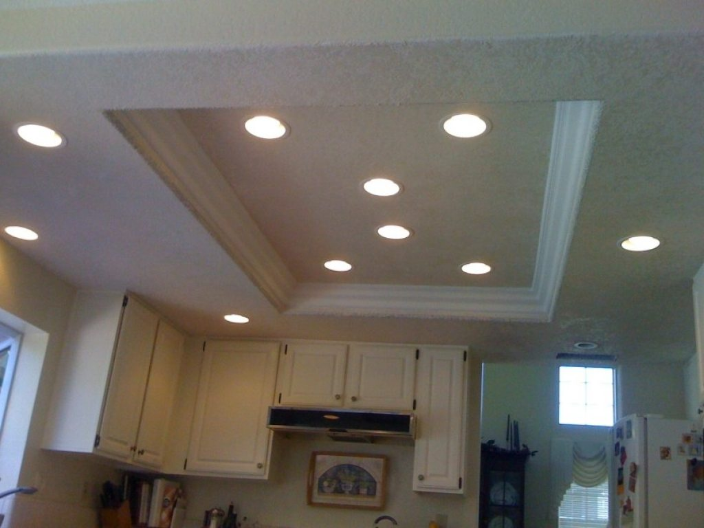 Drop Ceiling Led Lighting Fixtures Advice For Your Home Decoration In Recessed