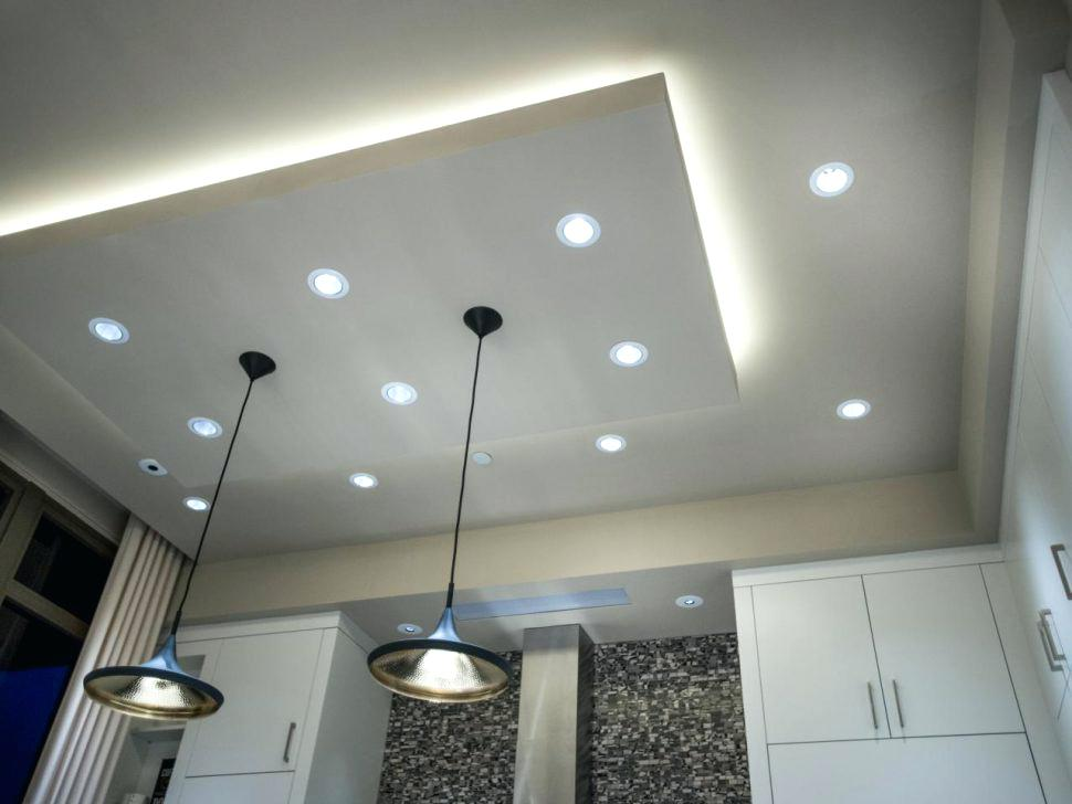 Drop Ceiling Recessed Light Fixture Bclight