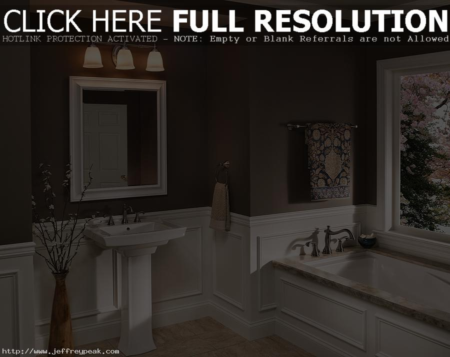 Attractive Delta Bathroom Lighting Bath Match P3029 74 Victorian 3 Light Vanity Fixture