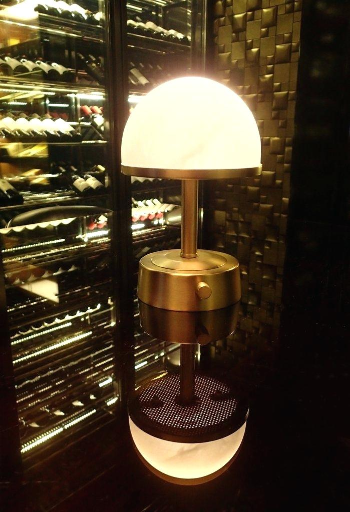 Cordless Light Fixtures Mini Art Lamp Antique Br Lamps And