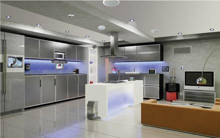 Smarthomebus Room Idea List Installer Kitchen Mood Lighting Automation Environments