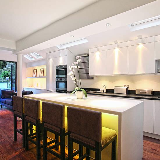 Kitchen Lighting Glasgow: Kitchen Mood Lighting Ideas